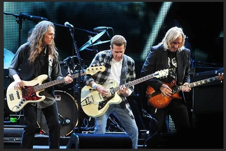 Группа из американского Лас-Вегаса